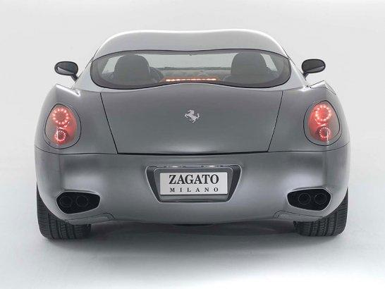 Ferrari 575M Zagato