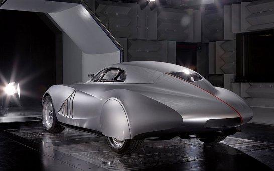 BMW Concept Coupe Mille Miglia
