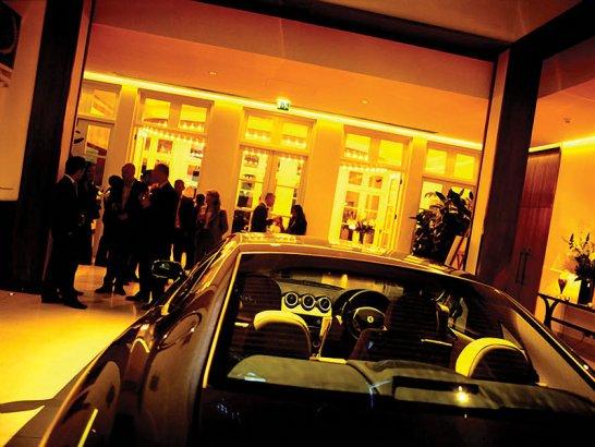 Salon Privé - The Ultimate Private Supercar Show