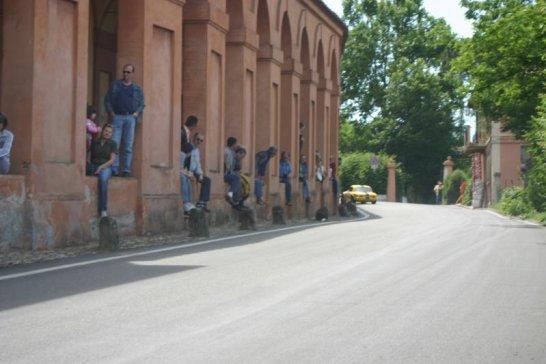 Bologna-Sanluca Hillclimb 3-4 June 2006
