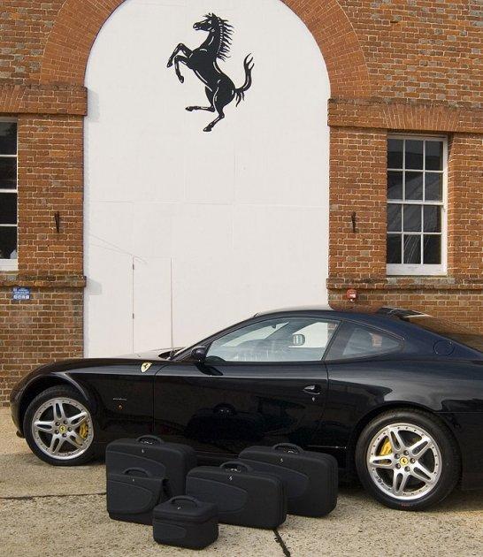 Ferrari 612 Scaglietti: Edition Wallpaper*