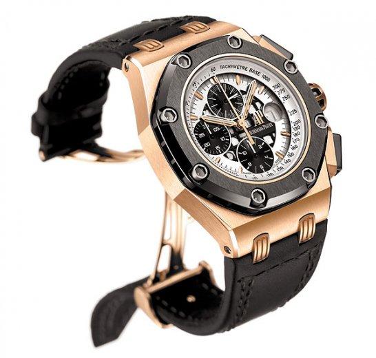 Rubens Barrichello Chronograph by Audemars Piguet