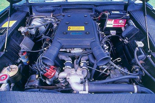 Maserati Quattroporte III, 1979-1990