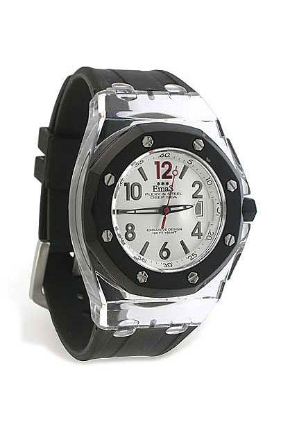 Clear automatic watches from EmaS