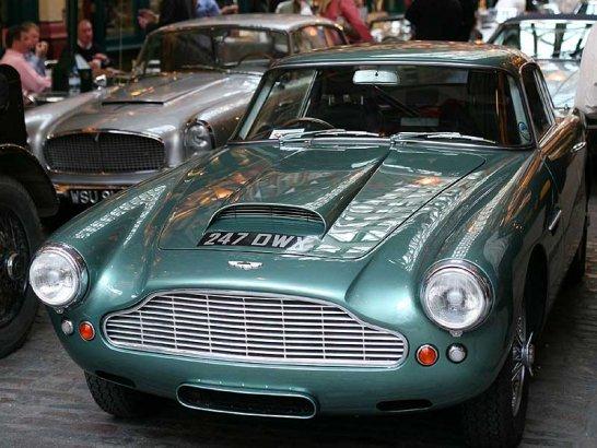 The Debrett's Classic Car Rally 2007