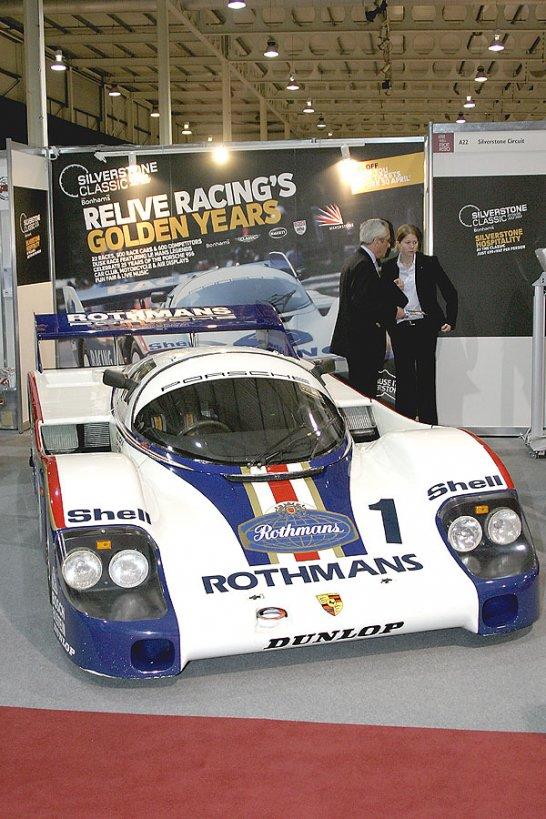 Race Retro, the Historic Motorsport Show