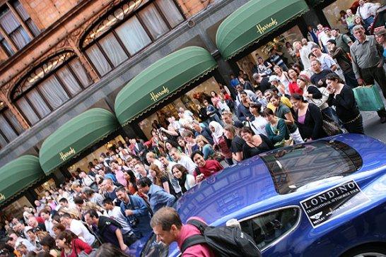 de Grisogono & LONDiNO Tour 22 - 26 August 2007
