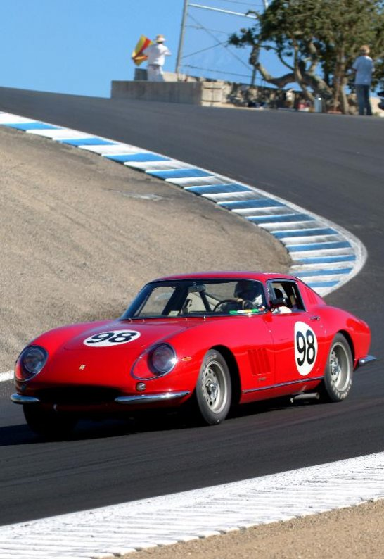 The 2007 Rolex Monterey Historic Races