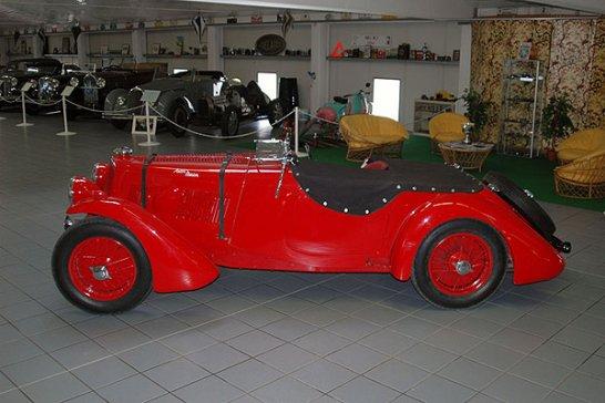 Sportscar Auction Genf 2007 - Rückblick
