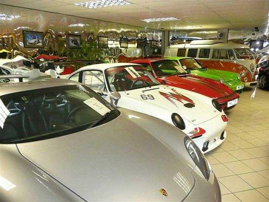 Classic Driver Dealer: Specialist Cars of Malton