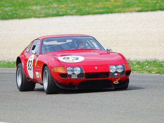 Ferrari Daytona Celebrates 40 Years