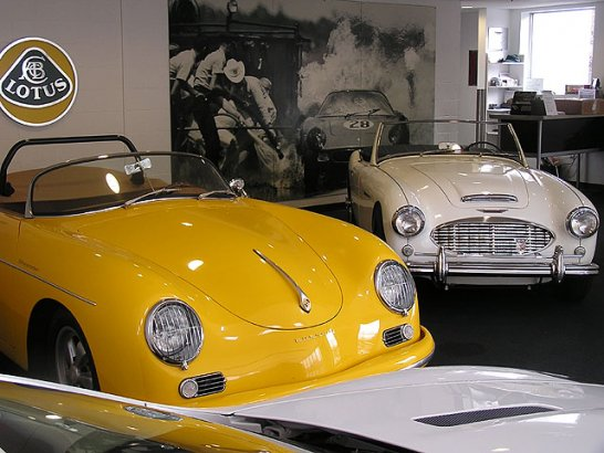 Classic Driver Dealer: Aston Martin of New England