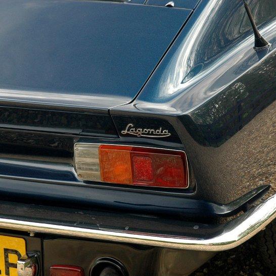 Lagonda V8 Series 1