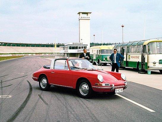 Porsche Turns 60