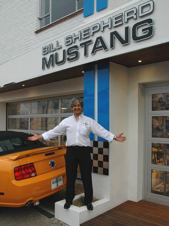 Classic Driver Dealer: Bill Shepherd Mustang