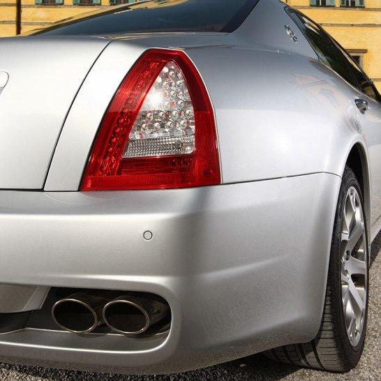 Maserati Quattroporte S: First Drive
