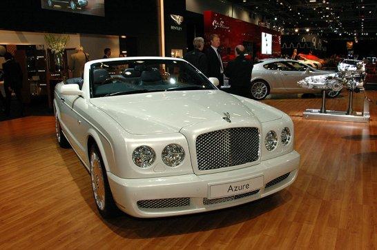 British International Motor Show 2008