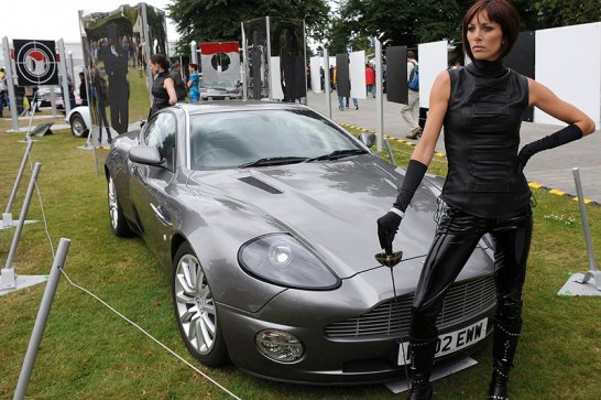 The 2008 Cartier Style et Luxe at the Goodwood Festival of Speed