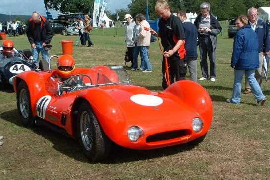 Cholmondeley Pageant of Power