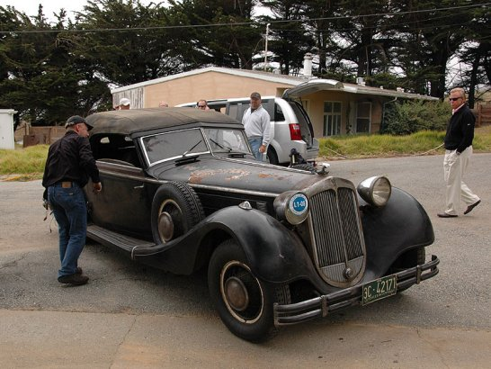 The 58th Pebble Beach Concours d'Elegance