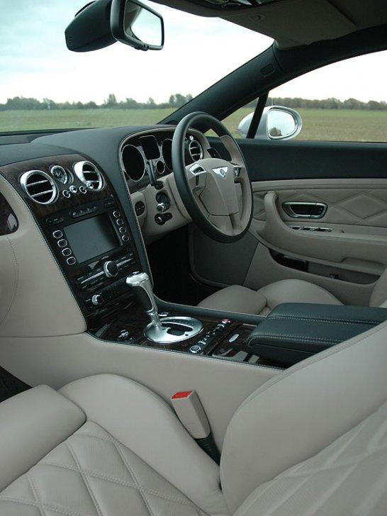 Road Test: Bentley Continental GT Speed