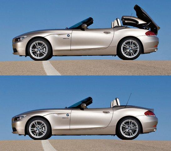 The New BMW Z4