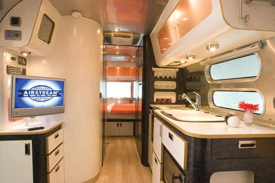 Airstream: Iconic American Trailers Tailored for Europe