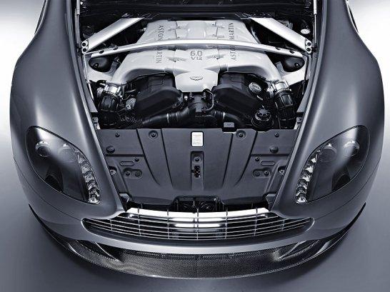 Aston Martin V12 Vantage Set for Geneva Launch