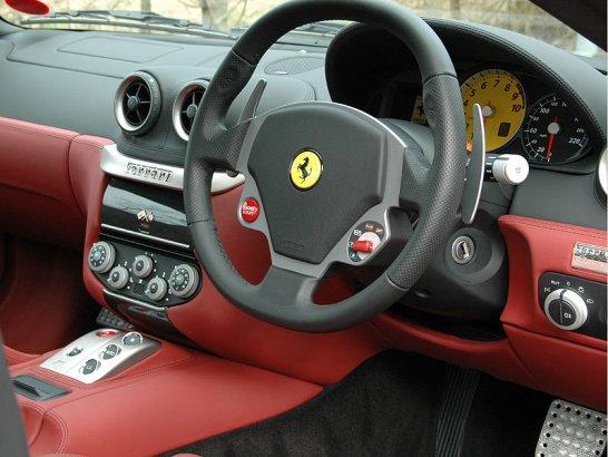 Ferrari 599 GTB: From London to Geneva