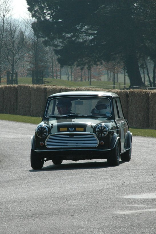 The 2009 Goodwood Festival of Speed: Preview