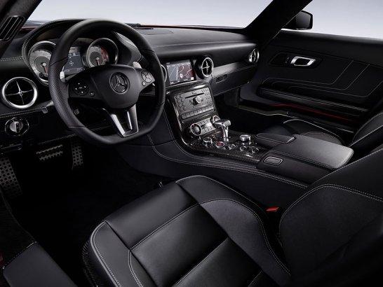 Mercedes-Benz SLS AMG: the Next Stage