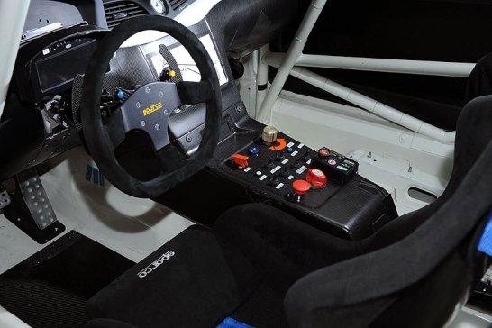 Maserati GranTurismo MC: GT4 Contender for 2010