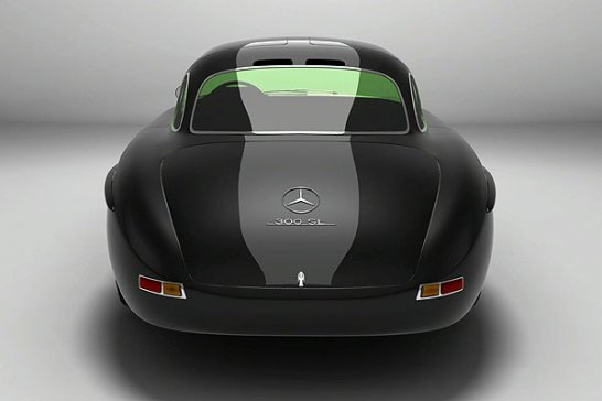 300SL Gullwing for 2009