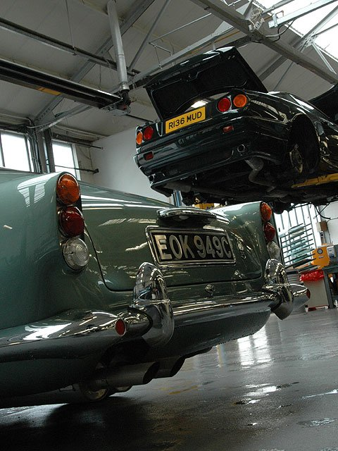 Driven: Aston Martin DB5 - Upcoming Bonhams Sale