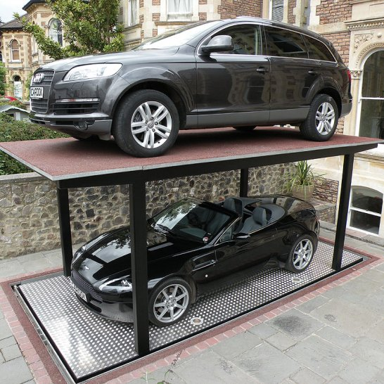 Cardok: the Ultimate in Off-Road Parking