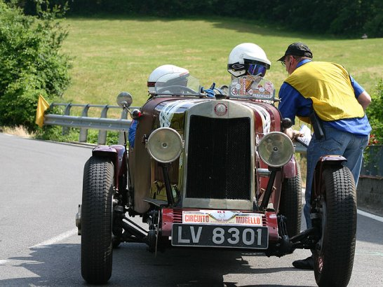 Mugello Road Race (Mugello Stradale) 12-14 June 2009