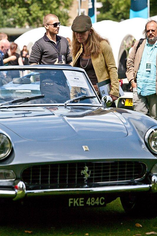 Salon Privé 2009 – London's Lifestyle, Luxury and Supercar Show