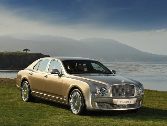 New Bentley Mulsanne – Latest Pictures and Video