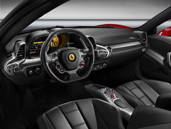 Ferrari 458 Italia: More Pictures Released