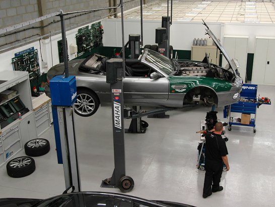 New Premises for Aston Sales Kensington and Aston Service London
