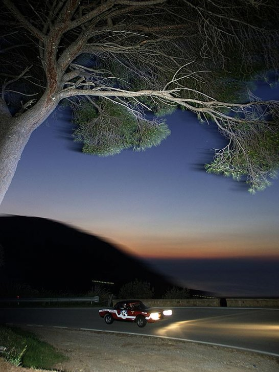 Targa Florio Historic Rally, 9-10 October 2009