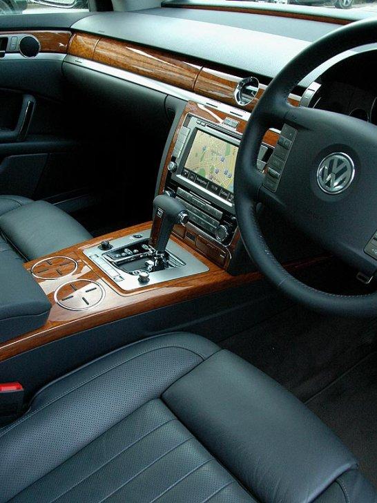 Driven: Volkswagen Phaeton 3.0-litre V6 TDI LWB