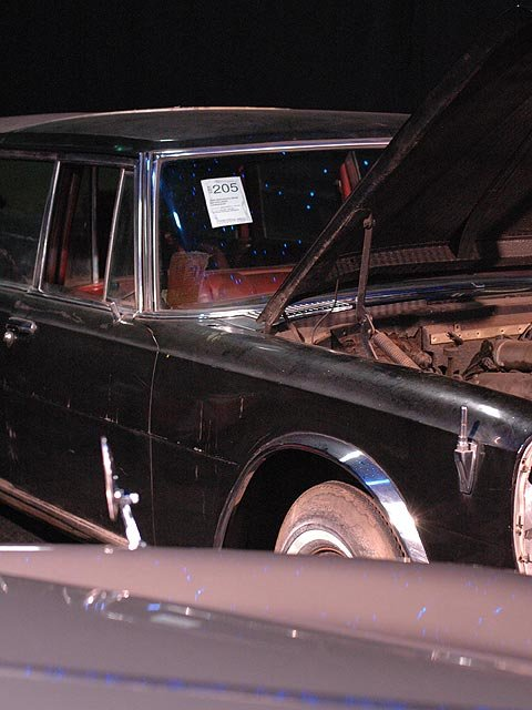 RM Auctions - Automobiles of London, 28 October 2009 - Review