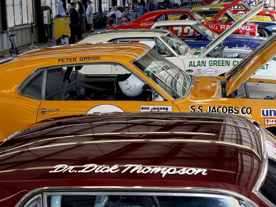 Tribute to Trans-Am at the Petersen Museum