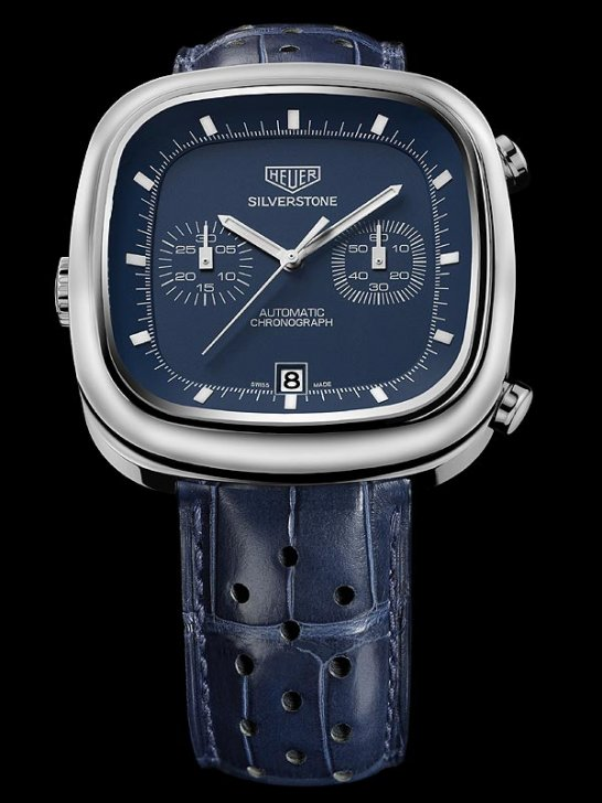 TAG Heuer Re-issues Classic 'Silverstone'