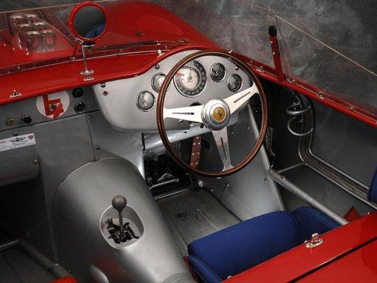 Ferrari Dino 246S und Aston Martin DB4GT Zagato bei Kidston SA