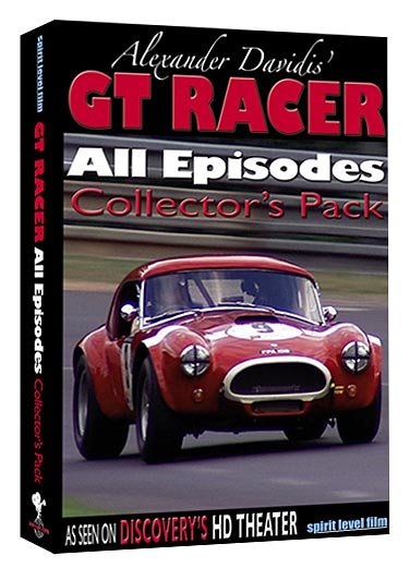 GT Racer: Season Two Now Out on DVD