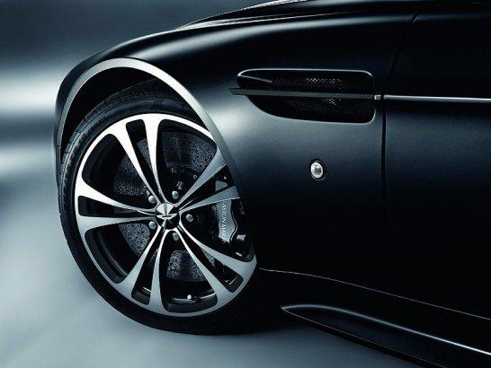 Aston Martin 'Carbon Black'