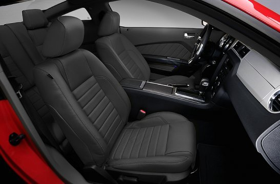 2011 Ford Mustang: Five Litres, 412bhp