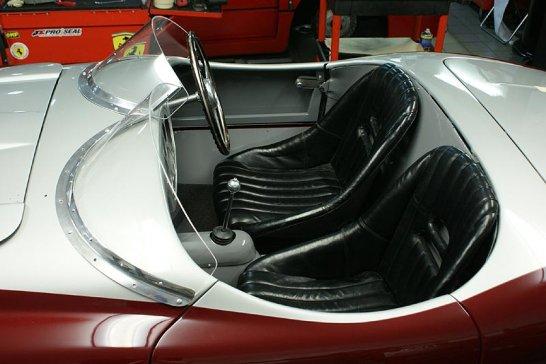 Reborn: 1953 Ferrari 166 MM Spider by Vignale